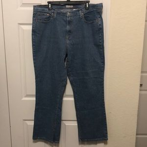 Vintage Levi's 550 relaxed bootcut jeans
